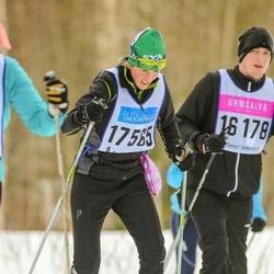Skiing 90 km - Henrietta Thorèn (17565)