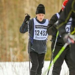 Skiing 90 km - Dennis Olofsson (12433)