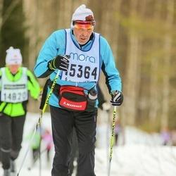 Skiing 90 km - Henrik Mattlar (15364)