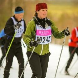Skiing 90 km - Åsa Klevenstam (18242)