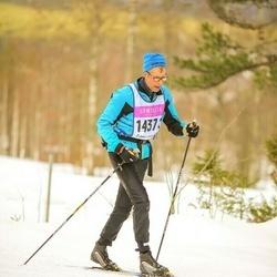 Skiing 90 km - Anders Tidblom (14371)
