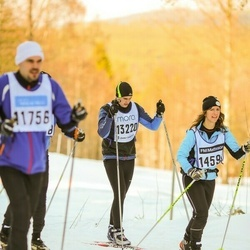 Skiing 90 km - Emil Meland Knudsen (13220)