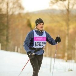 Skiing 90 km - Anders Oskar Kjøller-Hansen (16098)