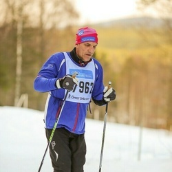 Skiing 90 km - Anders Persson (17962)