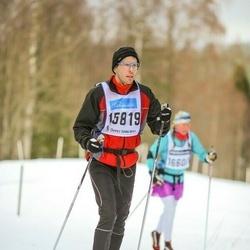 Skiing 90 km - Anders Grip (15819)