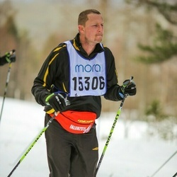 Skiing 90 km - Andreas Green (15306)