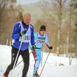 Skiing 90 km - Herbert Kosmala (12694)