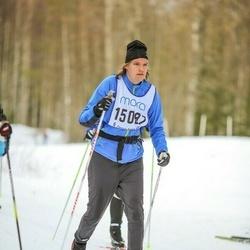 Skiing 90 km - Björn Dahlman (15087)
