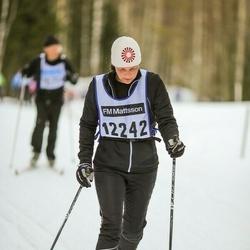 Skiing 90 km - Charlotte Tengborg (12242)