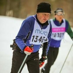 Skiing 90 km - Jan Rudolfsson (13464)