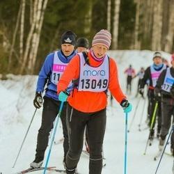 Skiing 90 km - Sara Wibäck (13049)
