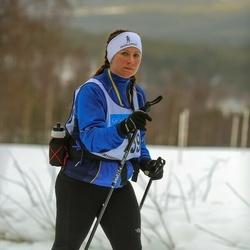 Skiing 90 km