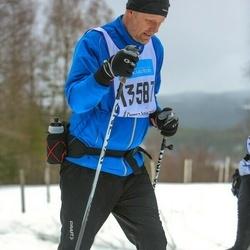 Skiing 90 km - Denny Åberg (13587)