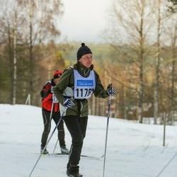 Skiing 90 km - Agnetha Medeström (11781)