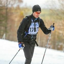 Skiing 90 km - Daniel Rosendahl (17075)
