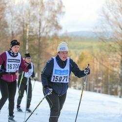 Skiing 90 km - Caroline Rådberg (15871)