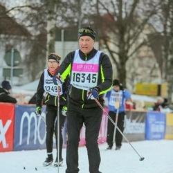 Skiing 90 km - Henrik Österlund (16345)