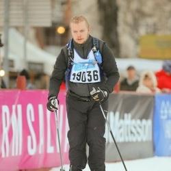 Skiing 90 km - Henrik Åström (19036)