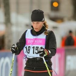 Skiing 90 km - Camilla Mikkelsen (18151)
