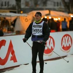 Skiing 90 km - Jean-Paul Schmit (14956)