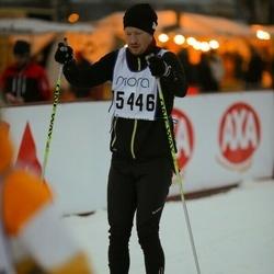 Skiing 90 km - David Svensson (15446)