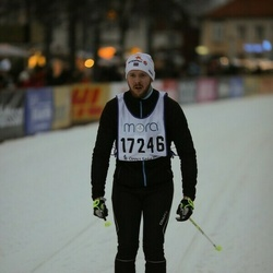 Skiing 90 km - Dennis Sivertsson (17246)