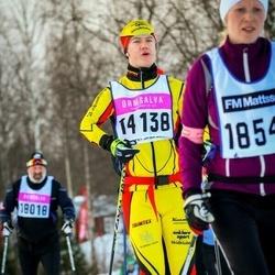 Skiing 90 km - Joshua Schönberger (14138)