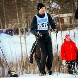 Skiing 90 km - Mattias Appelgren (17628)