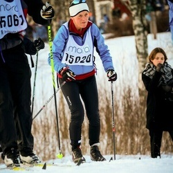 Skiing 90 km - Mette Marie Thomsen (15020)