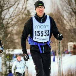 Skiing 90 km - Christer Egli (13333)