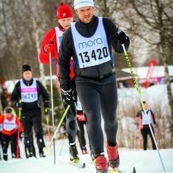Skiing 90 km - André Pilblad (13420)