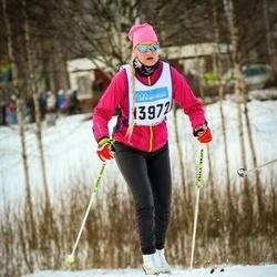 Skiing 90 km - Jennie Malmström (13972)