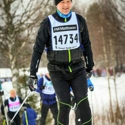 Skiing 90 km - Anders Skeppstedt (14734)