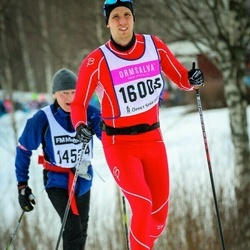 Skiing 90 km - Christian Knutsen (16005)