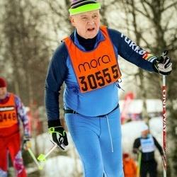 Skiing 90 km - Esko Huupponen (30555)