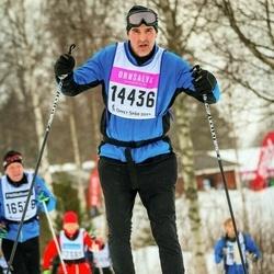 Skiing 90 km - Anders Lindgren (14436)