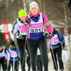Skiing 90 km - Carina Svensson (16037)
