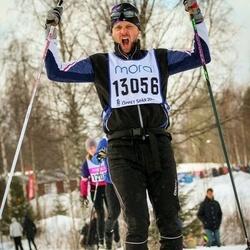 Skiing 90 km - Kalle Dalin (13056)
