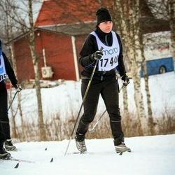 Skiing 90 km - Elin Jansson (17448)