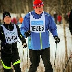 Skiing 90 km - Erik Sundholm (15583)
