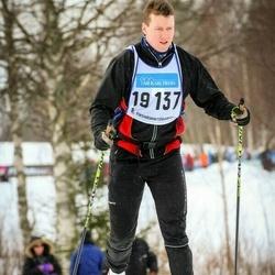Skiing 90 km - Dick Alvarsson (19137)