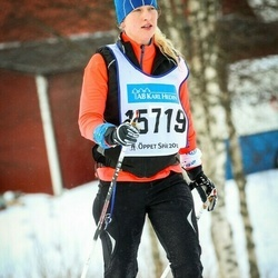 Skiing 90 km - Ann Korzonek (15719)