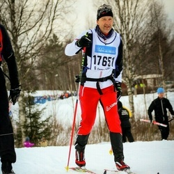 Skiing 90 km - Markus Stein (17651)