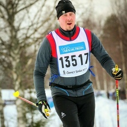 Skiing 90 km - Andreas Fahlström (13517)
