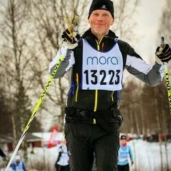 Skiing 90 km - Ulf Yxklinten (13223)
