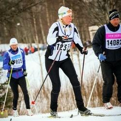 Skiing 90 km - Ingrid Eilertz (12334)