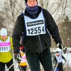 Skiing 90 km - Åke Hammarskjöld (12554)