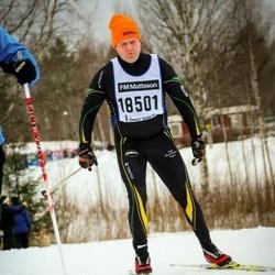Skiing 90 km - Björn Holmberg (18501)