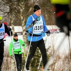 Skiing 90 km - Sven Gustavi (13393)