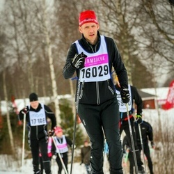 Skiing 90 km - Reed Campbell (16029)